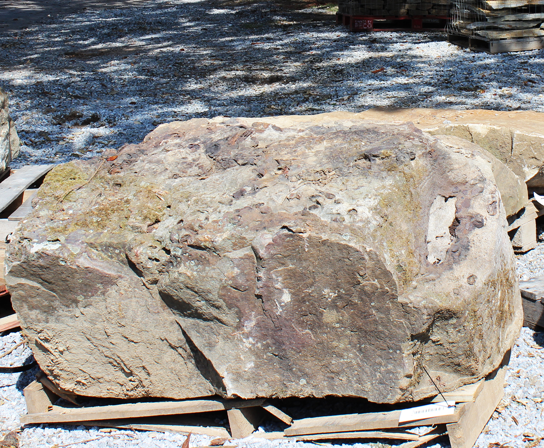 large rocks for yard